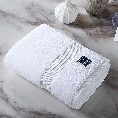 Toallas CHENGYI Home Hotel Pure Cotton baño Adulto Más Grueso Absorción de Agua Suave baño Grande