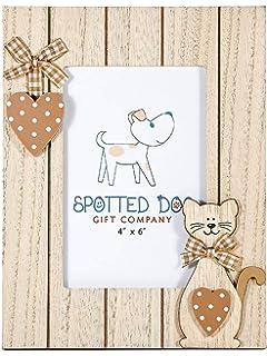 SPOTTED DOG GIFT COMPANY Marco de Fotos Horizontal 10 x 15 ...