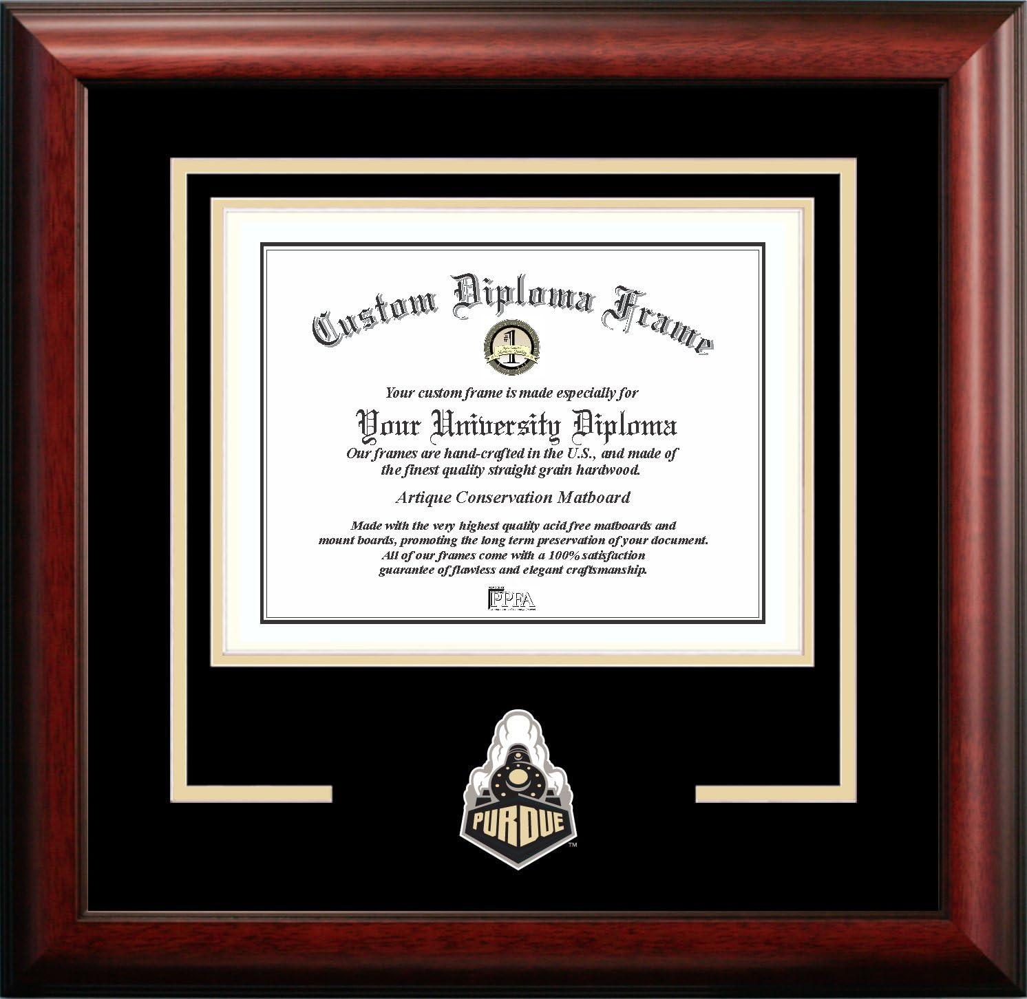 Campus Images NCAA Spirit Diploma Frame