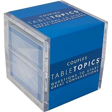 mini Couples TableTopics