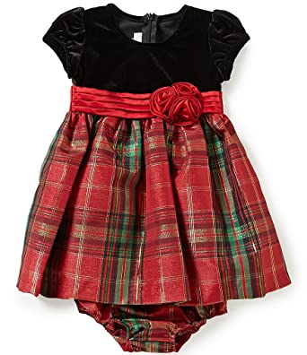 Dresses Infant Girls Holiday Clothes