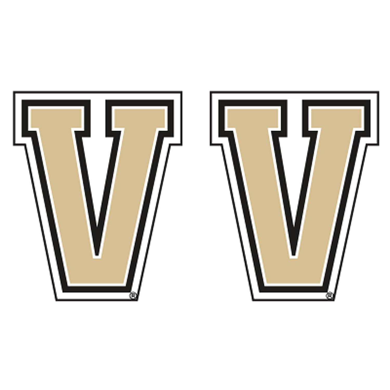 Vanderbilt Decal