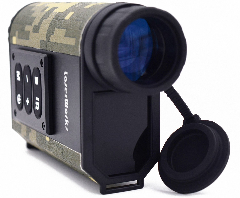 Zielfernrohr Mit Entfernungsmesser Reinigen : Laserworks lrnv009 erhältlich tag und nacht: amazon.de: kamera