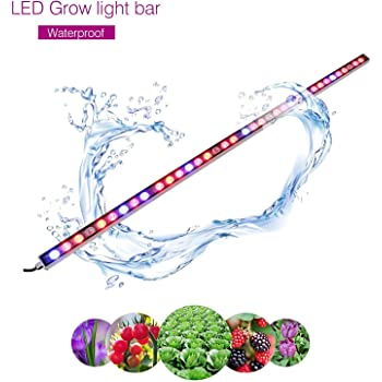 Amazon Com Monios L Led Grow Light Full Spectrum 30w 2ft