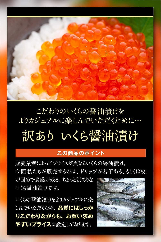 7496ac872c Amazon | [訳あり] OWARI いくら醤油漬け 北海道産 鮭卵 冷凍 500g | 尾張まるはち | 魚卵 通販