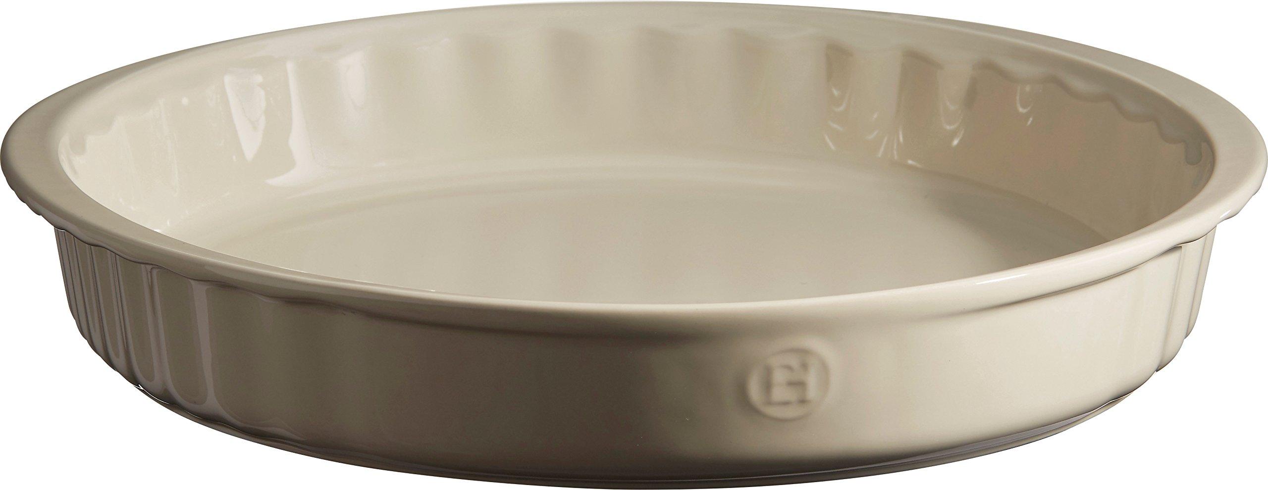 Emile Henry France Bakeware 11'' Tart Dish, Clay by Emile Henry (Image #2)