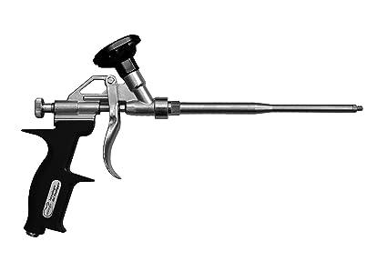 Mungo PP-FRA - Profesional Gun Metal Para Espuma De Poliuretano Especial Para Puerta