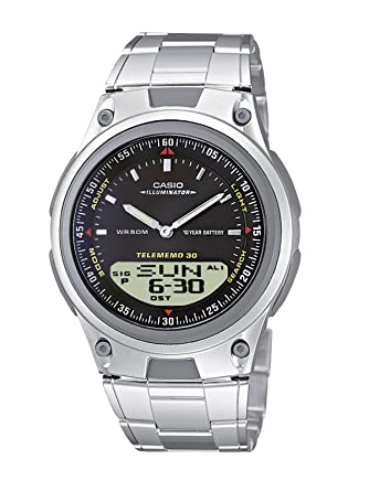 7c5964b298e Montre Homme Casio Collection AW-80D-2AVES  Amazon.fr  Montres