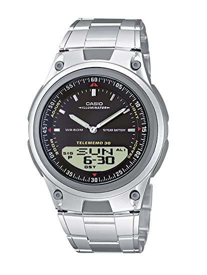 6dccb0cf042b Reloj Casio para Hombre AW-80D-2AVES  Amazon.es  Relojes