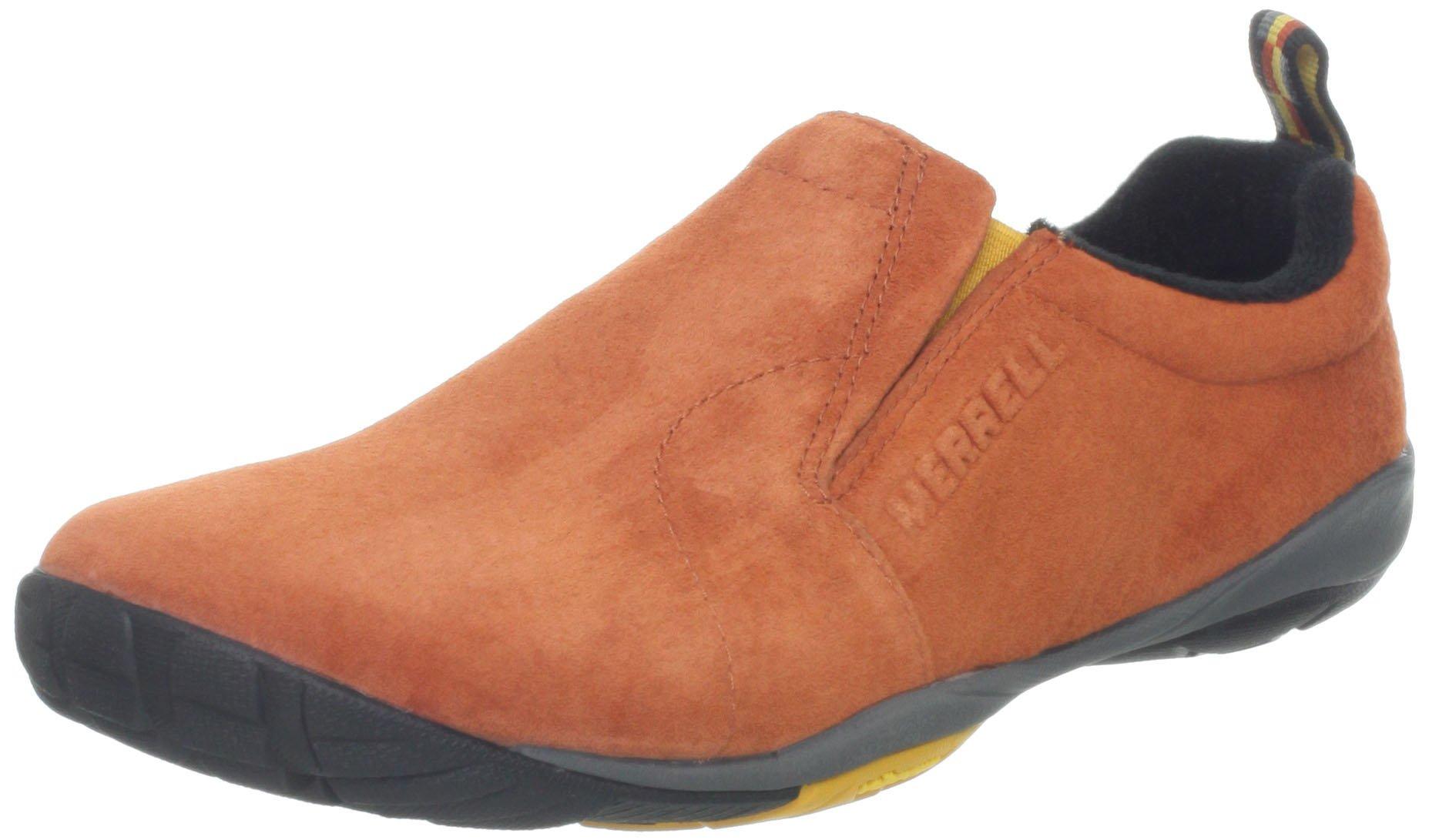 Merrell Women's Jungle Glove Fashion Sneaker,Orange,6 M US