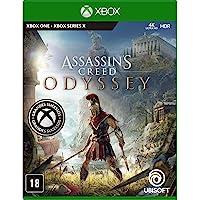 Assassin'S Creed Odyssey-Padrão- Xbox One