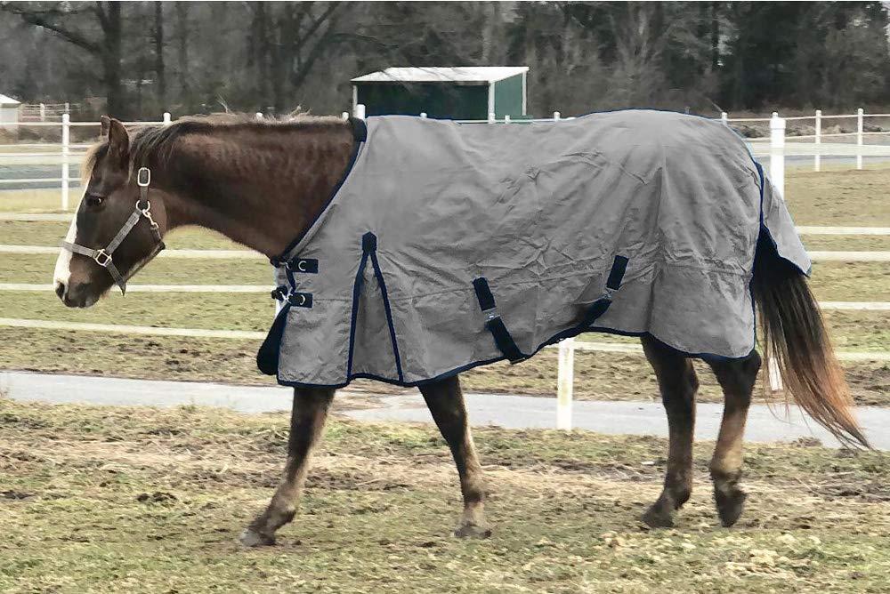 Chicks Rugged Ride 1200 Denier Waterproof Turnout Sheet - Solids