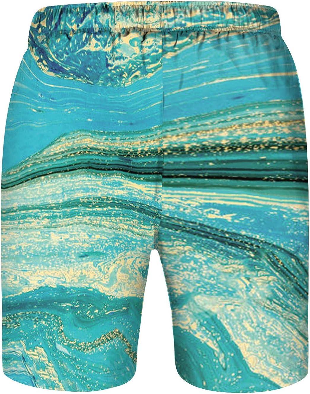 Ocean Plus Boys Sports Swim Shorts Quick Dry Board Shorts Beach Short Shorts with Mesh Lining Shorts
