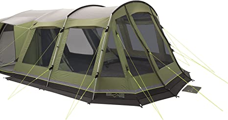 One Size Outwell Montana 6AC Vorraum Green