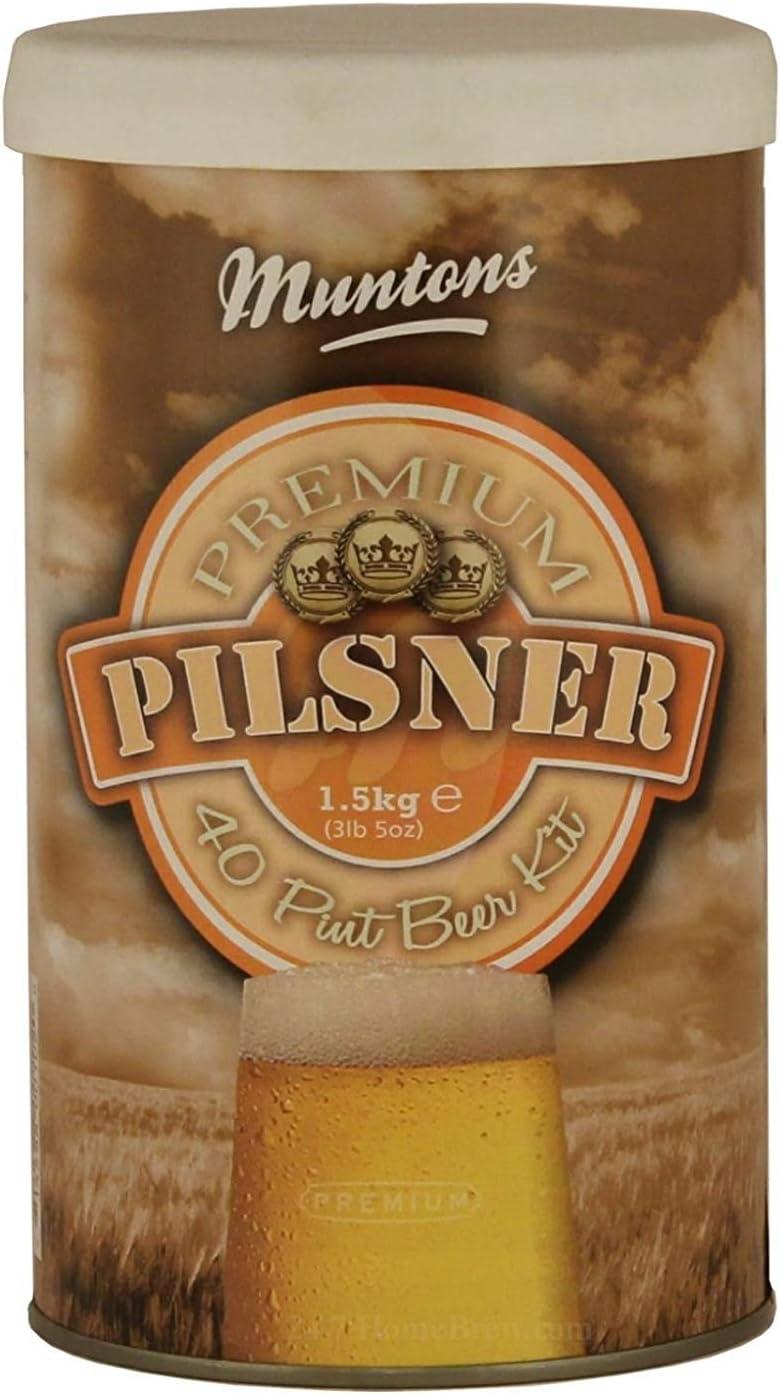 Kit Cerveza Pilsner