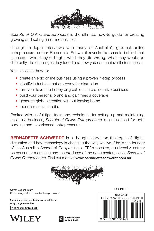 Secrets of Online Entrepreneurs: How Australia\'s Online Mavericks ...