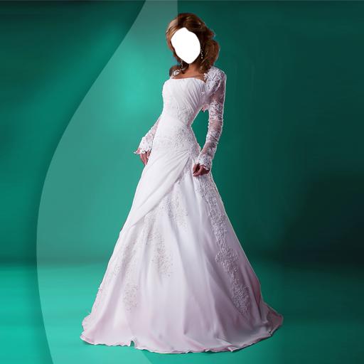 Editor de fotos de vestidos de novia