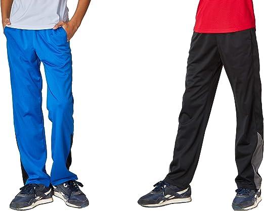 Amazon.com: DEVOPS Boys Active Performance Workout Athletic Training Pants:  Clothing