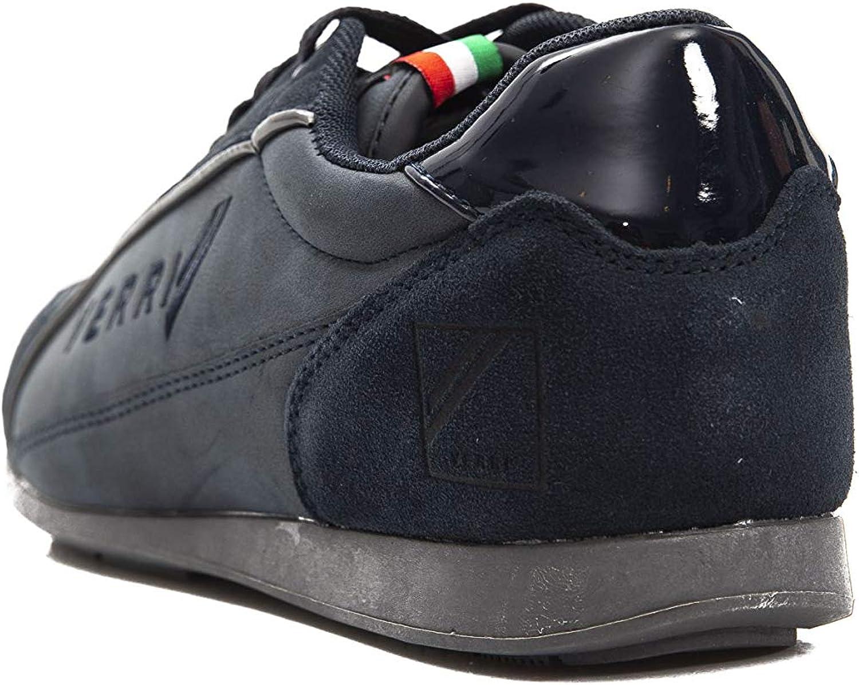 VERRI , Baskets pour Homme Bleu 01/Navy 40 EU 01 Navy