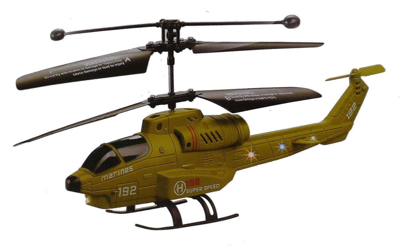 Hubschrauber bewegliche Propeller Spielzeug Antrieb durch Batterien .