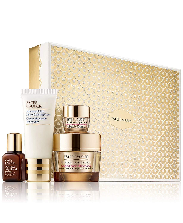 3c9138ece1f8 Estée Lauder Revitalise   Refine Skincare Gift Set REVITALIZING SUPREME   Amazon.co.uk  Beauty