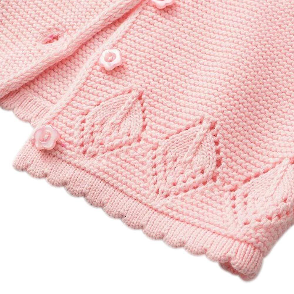 Baby Sweater Princess Girls Cartoon Prints Cardigan Sweater Toddler Knit Coats Toddler Outerwear Spring Autumn
