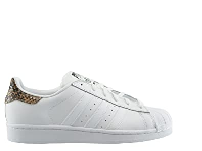 adidas Superstar W White White Black Snake 41