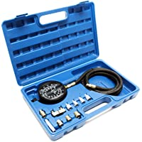 Set medidor presión aceite Manómetro aceite Comprobador presión