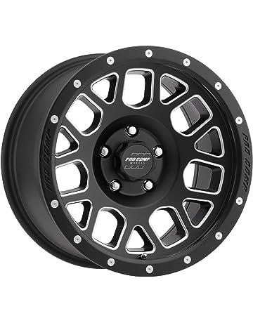 29a96cdff40 Pro Comp Alloys Series 40 Vertigo Wheel with Satin Black (17 x 9. inches