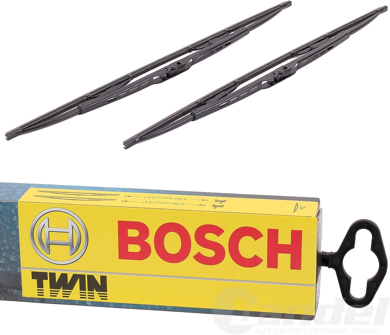 Bosch 3 397 118 400 Escobillas de Limpiaparabrisas: Amazon.es ...