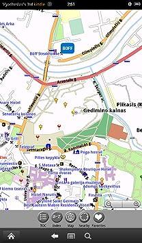 Amazon com: Vilnius & Lithuania - FREE Travel Guide & Map: Appstore