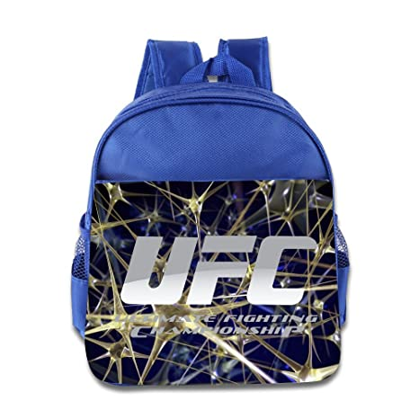 UFC Ultimate Fighting Championship Logo niños escuela mochila Bolsa