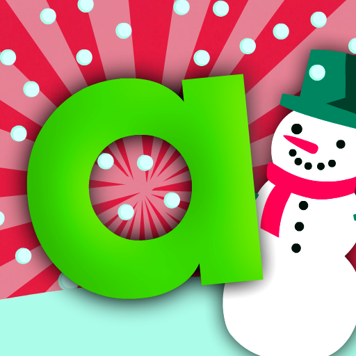 abc WOW Christmas! - Holidays Alphabet Flash Cards & Letters Song - Interactive Xmas ABCs for Holiday Learning (Christmas Flash Merry)
