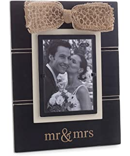 mud pie mr and mrs picture frame - Mud Pie Frames