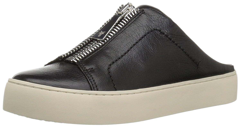 FRYE Women's Lena Zip Mule Sneaker B071JSVQQ7 11 B(M) US|Black
