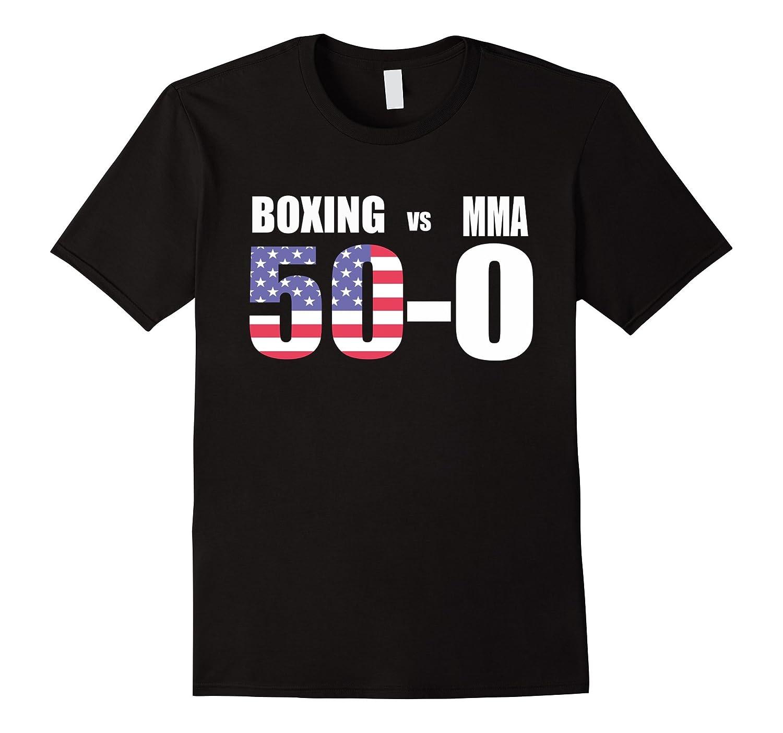 Boxing VS MMA 50 -0 Win The Money Ireland VS America T