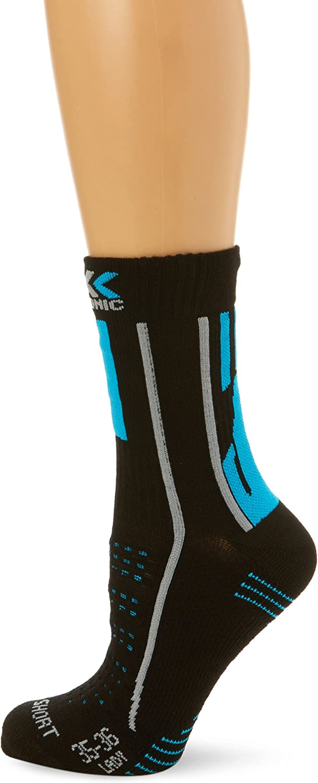 Calze Funzionali Unisex-Adulto X-Socks Funktionssocken Effektor Trekking Shorts Lady