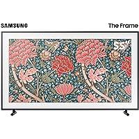 """TV QLED Samsung 55"""" 55LS03R THE FRAME, UHD 4K Smart, Tela de Pontos Quânticos, Art Store, Única Conexão+Suporte No-Gap."""