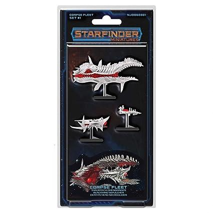 Amazon.com: Ninja Division Publishing Starfinder Miniatures ...