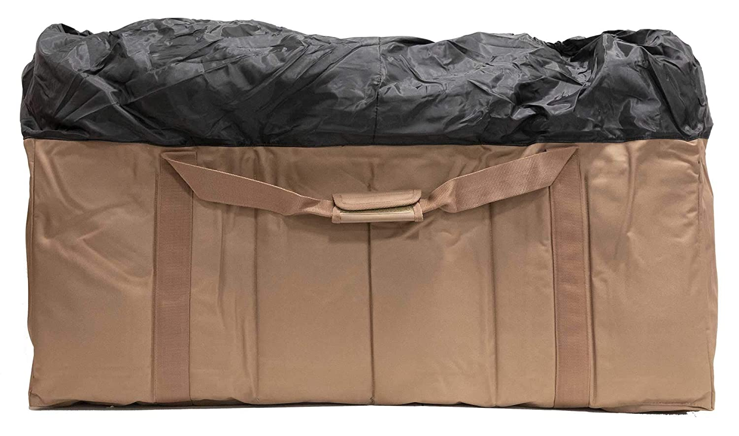 e98645a341bf Rogers Tough-Man Series 12 Slot Deluxe Floating Duck Decoy Bag