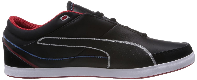 Puma Men s BMW M Dorifuto 2 Black Leather Sneakers - 9.5UK India (44EU)  Buy  Online at Low Prices in India - Amazon.in 10a1eb04e