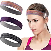 Home-Mart Yoga Headbands Running Headband Sports Headband for Men and Women Hair Bands Hair Accessories for Women…