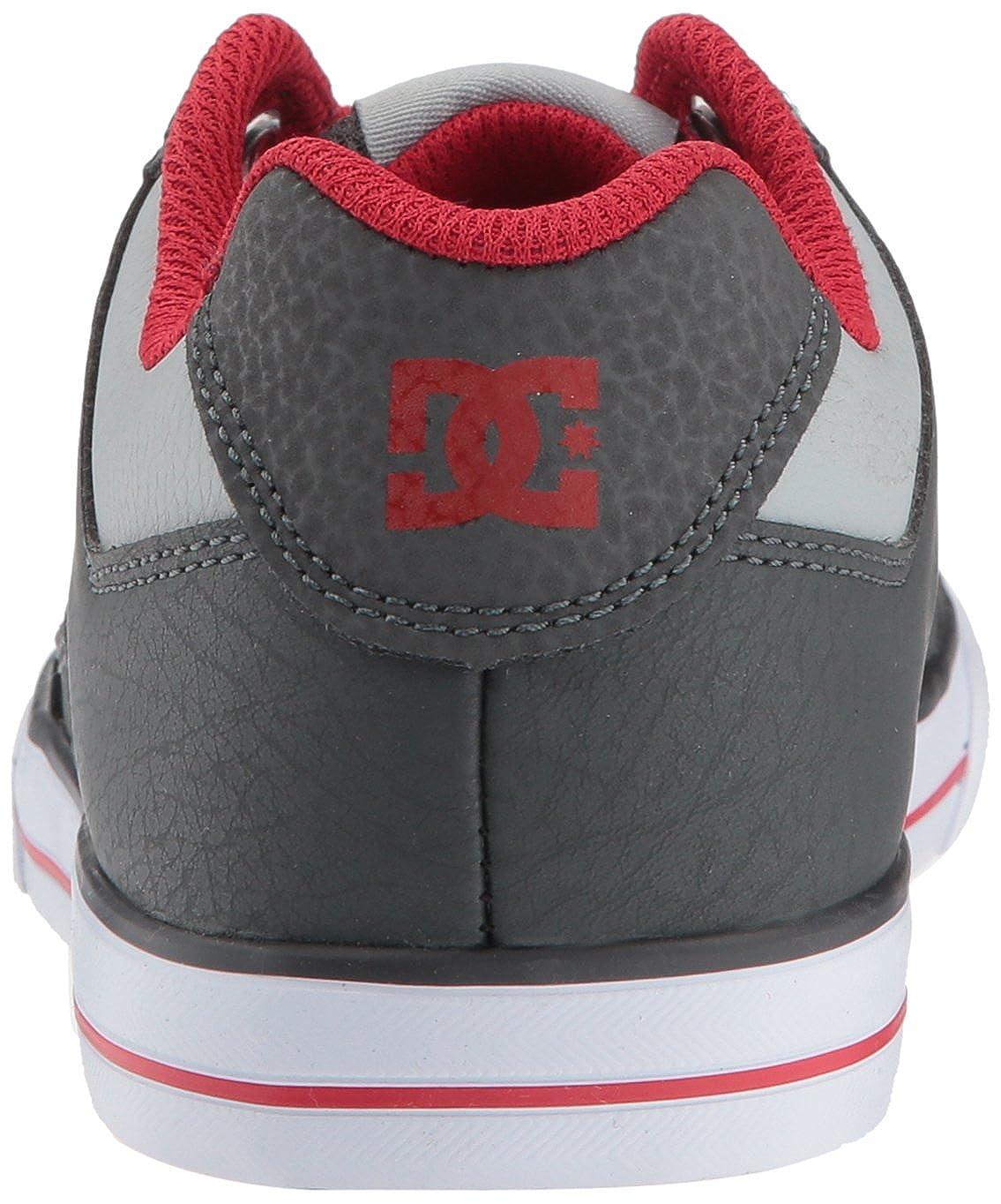 DC Kids Pure Elastic Skate Shoe