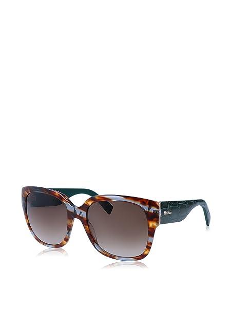 Max Mara Gafas de Sol MM 0001-S 55 19 140 MOU (55 mm) Verde ...