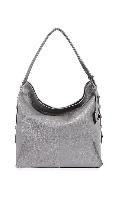 fff35bea0 Amazon.com: Botkier Women's Soho Hobo Bag, Slate, One Size: Shoes