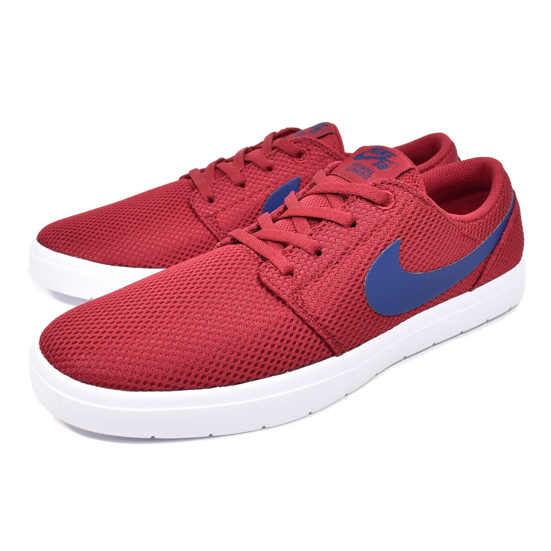 Mehrfarbig (rot Crush Blau Void Weiß 601) Nike Herren Sb Portmore Ii Ultralight Fitnessschuhe