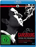 Gainsbourg – Popstar, Poet, Provokateur [Blu-ray]