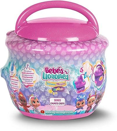 Amazon.es: IMC Toys- Bebés Llorones Lágrimas Mágicas, Bibe Casita ...