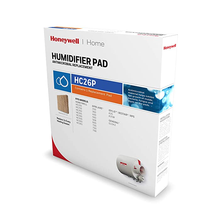 Top 9 Honeywell Home Humidifier Pad Hc26p