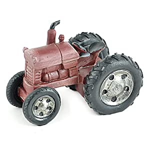 Touch of Nature Red Tractor 4inch 16 Piece
